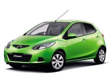 Mazda Demio (DE) 07.2007 - 05.2011