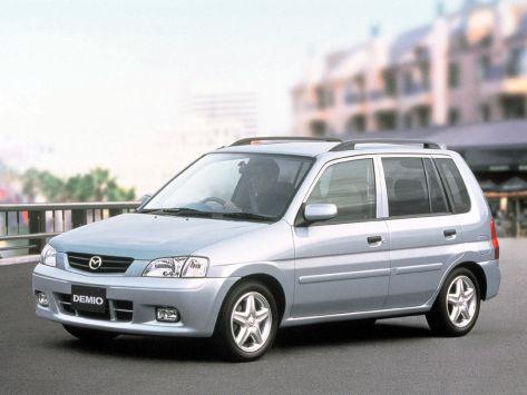 Mazda Demio (DW) 12.1999 - 07.2002