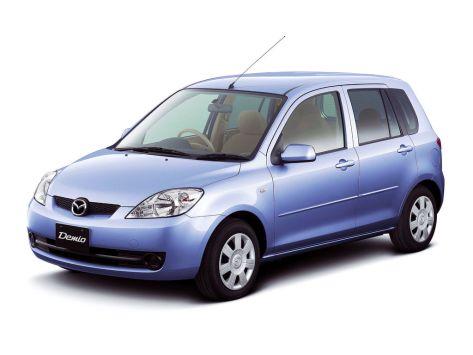 Mazda Demio (DY) 04.2005 - 06.2007