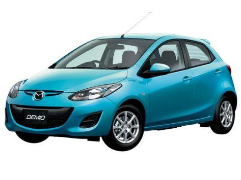 Mazda Demio (DE) 06.2011 - 08.2014