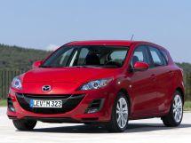Mazda Mazda3 2 поколение, 11.2008 - 10.2011, Хэтчбек 5 дв.