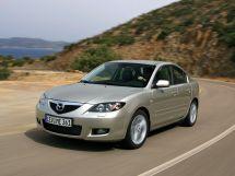 Mazda Mazda3 рестайлинг, 1 поколение, 07.2006 - 03.2009, Седан