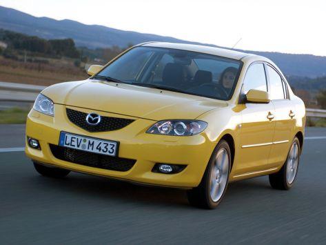 Mazda Mazda3 (BK) 06.2003 - 07.2006