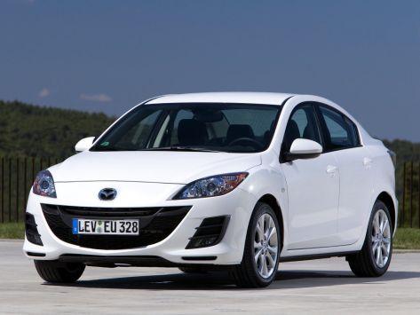 Mazda Mazda3 (BL) 11.2008 - 11.2011