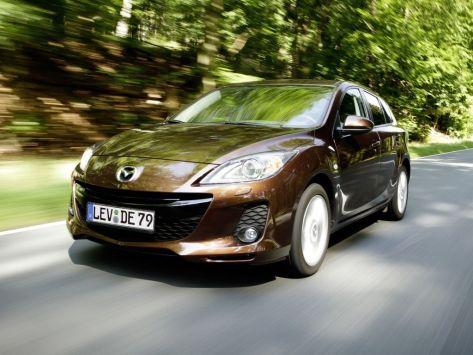 Mazda Mazda3 (BL) 02.2011 - 10.2013