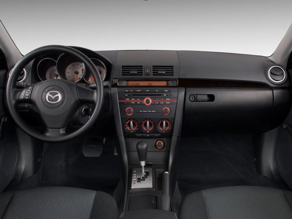 Mazda 3 bk запчасти