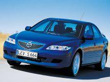 Mazda Mazda6 2002, седан, 1 поколение, GG