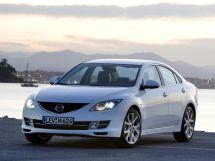 Mazda Mazda6 2 поколение, 08.2007 - 11.2010, Седан