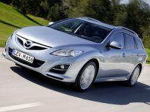 Mazda Mazda6 рестайлинг 2010, универсал, 2 поколение, GH