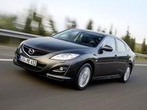 Mazda Mazda6 рестайлинг 2010, лифтбек, 2 поколение, GH