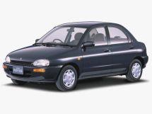 Mazda Revue 1990, седан, 1 поколение, DB