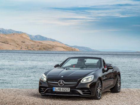 Mercedes-Benz SLC-Class (R172) 01.2016 - 06.2019