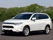 Mitsubishi Outlander 3 поколение, 10.2012 - 04.2014, Джип/SUV 5 дв.