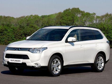 Mitsubishi Outlander GF0W