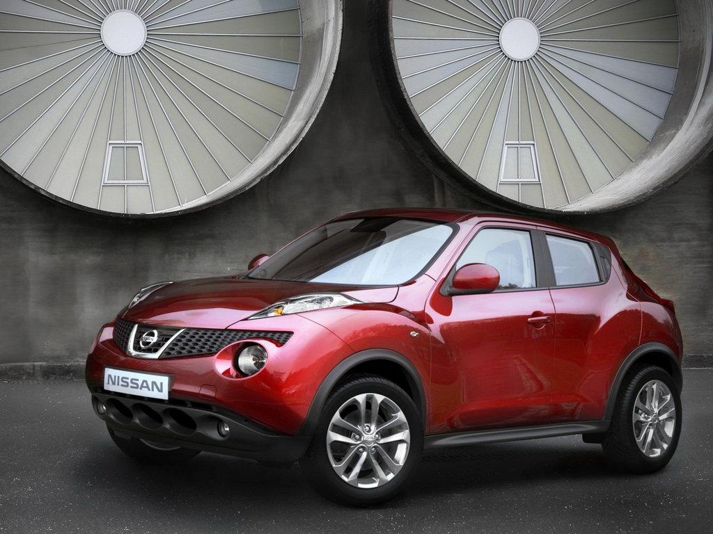 Nissan Juke 2011 - 2014