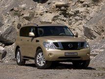 Nissan Patrol 6 поколение, 02.2010 - 01.2014, Джип/SUV 5 дв.