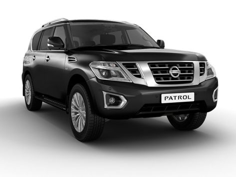 Nissan Patrol (Y62) 02.2014 - 05.2017