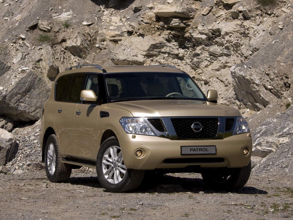 Nissan Patrol 2010 - 2014