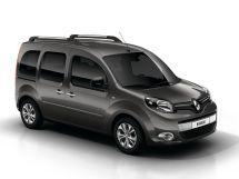 Renault Kangoo рестайлинг 2013, минивэн, 2 поколение