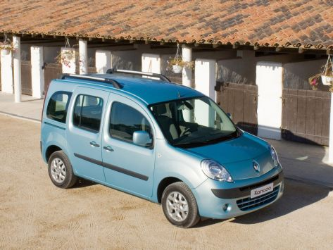 Renault Kangoo  01.2008 - 02.2013