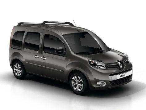 Renault Kangoo  03.2013 - 06.2016
