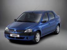 Renault Logan 1 поколение, 06.2004 - 08.2009, Седан