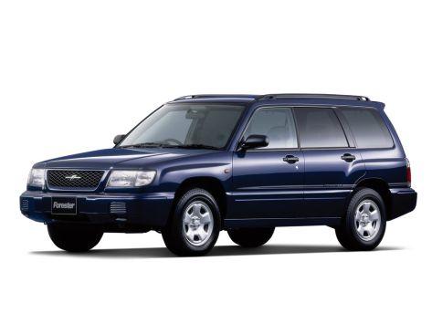 Subaru Forester (SF/S10) 02.1997 - 12.1999