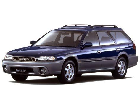 Subaru Legacy Lancaster (BG) 08.1995 - 05.1998