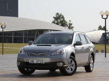Subaru Outback 4 поколение, 09.2009 - 01.2013, Универсал