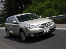 Subaru Outback 4 поколение, 05.2009 - 04.2012, Джип/SUV 5 дв.