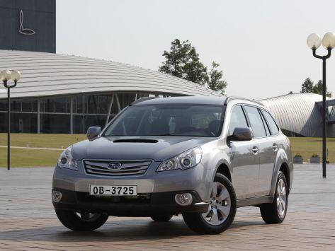 Subaru Outback (BR/B14) 05.2009 - 01.2013
