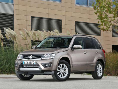 Suzuki Grand Vitara  08.2012 - 07.2016