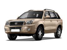 ТагАЗ С190 1 поколение, 09.2011 - 01.2014, Джип/SUV 5 дв.