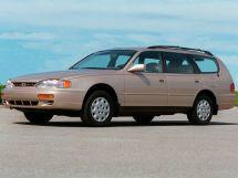 Toyota Camry 1991, универсал, 4 поколение, XV10