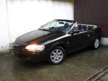 Toyota Cynos 1996, открытый кузов, 2 поколение, L50