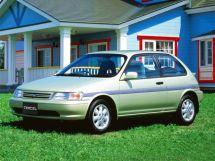 Toyota Tercel 1990, хэтчбек 3 дв., 4 поколение, L40