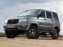 УАЗ Патриот 2005, джип/suv 5 дв., 1 поколение, УАЗ-3163