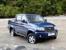 УАЗ Пикап 2008, пикап, 1 поколение, УАЗ-23632
