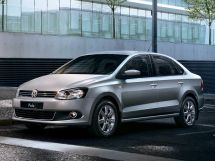 габариты volkswagen polo sedan