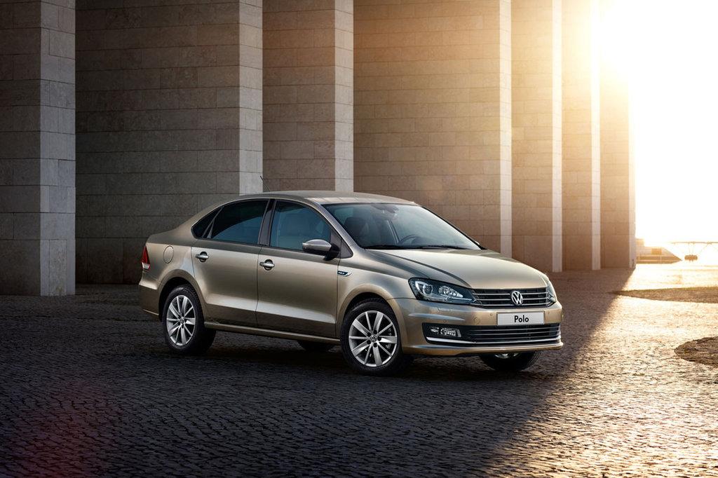 8b395b583b9a9 Volkswagen Polo рестайлинг 2015, седан, 5 поколение, Mk5 (05.2015 - н.в.) - технические  характеристики и комплектации