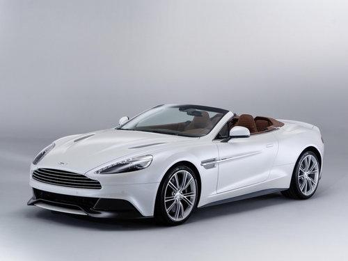 Aston Martin Vanquish 2013 - 2014