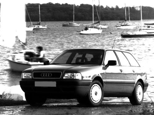 Audi 80 1992 - 1995