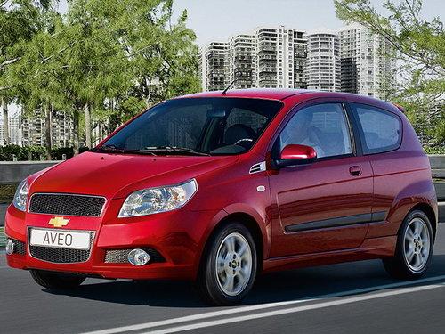 Chevrolet Aveo 2007 - 2011