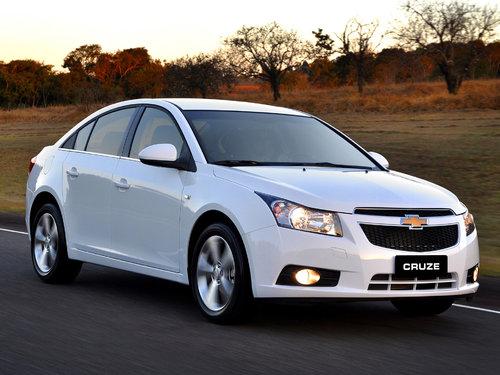 Chevrolet Cruze 2008 - 2012