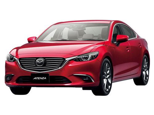 Mazda Atenza 2015 - 2018