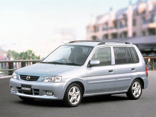 Mazda Demio 1999 - 2002
