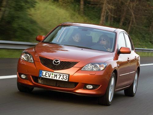 Mazda Mazda3 2003 - 2006