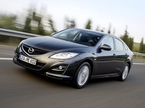 Mazda Mazda6 2010 - 2012