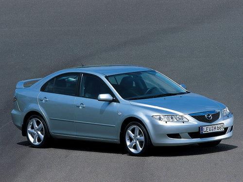 Mazda Mazda6 2002 - 2005
