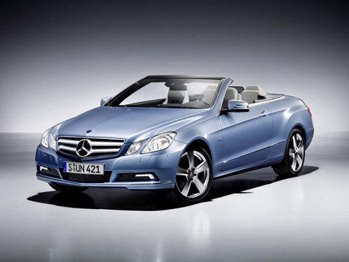 Mercedes-Benz E-Class 2010 - 2013
